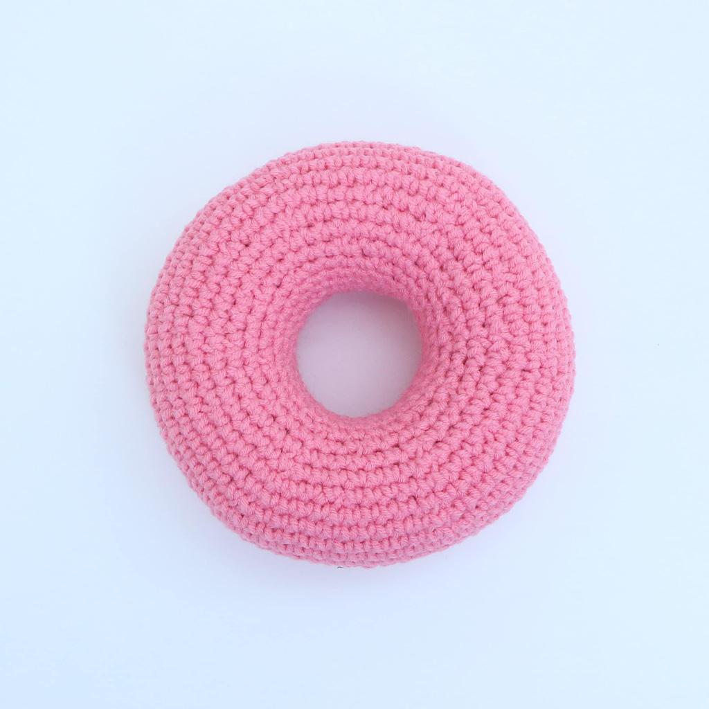 пончик крючком схема и описание вязания амигуруми
