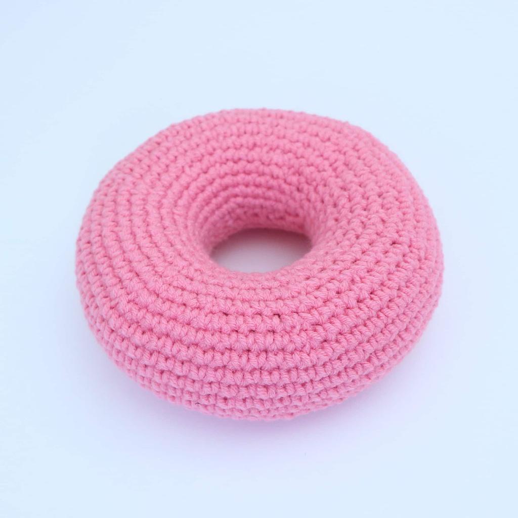 Crochet Donuts amigurumi free pfttern