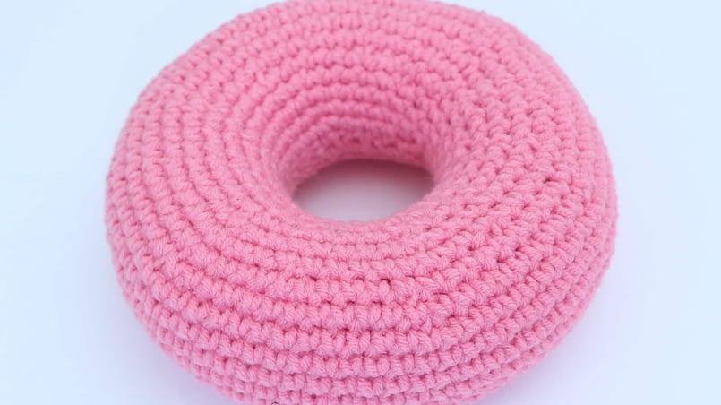 crochet donuts free pattern