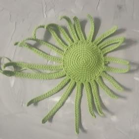 прическа волосы игрушки крючком